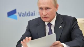 Путин обяви: Близо 5 000 души са загинали в Нагорни Карабах