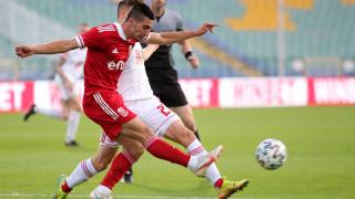 ЦСКА загуби второто място, Кайседо изпусна дузпа в продължението на мача