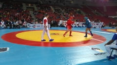 """Без злато за България от Мондиала по самбо в """"Арена Армеец"""" днес"""
