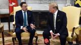 Тръмп не подкрепя втори референдум за Брекзит