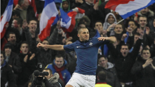 Бензема: Гордея се, че съм номер 1 във Франция