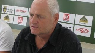 Валерий Дамянов: Имаме време да се подготвим за мача с ЦСКА