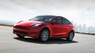 Илон Мъск представи новата Tesla Model Y