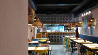 Такотека - ново място за мексиканска храна в София