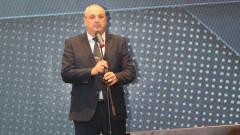 Зам.-министър Андонов поздрави федерацията по баскетбол по повод нейната 100-годишнина