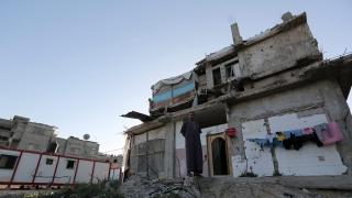 """Израелски изтребители удариха позиции на """"Хамас"""" в Ивицата Газа"""