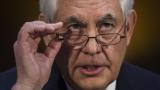 """Тилърсън допуска признаването на Крим за руски при """"широко споразумение"""""""