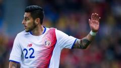 Промяна в състава на Коста Рика за Мондиал 2018