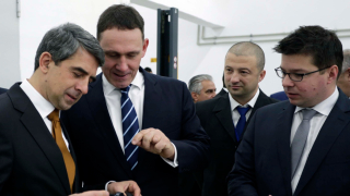 Правната несигурност е предпоставка за бедност, предупреди Плевнелиев