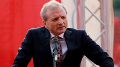 Гриша Ганчев: Колега, не съм на тема футбол в момента