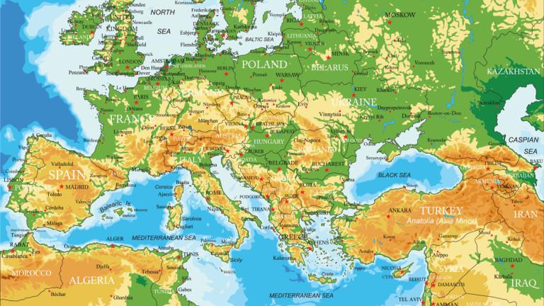 Коронавирус: 359 102 случая и над 23 000 починали в Европа