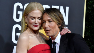 Как Кийт Ърбън приема секс сцените на Никол Кидман