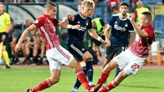 ЦСКА се разделя с чужденец