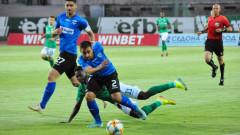 Берое - Черно море 3:0, два гола на Кукула и един на Минчев