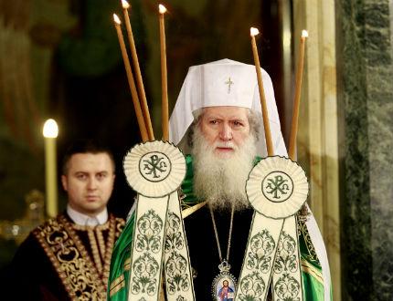 Възкръсналият Христос нека ни бъде пример, зове православните българи патриарх Неофит