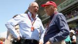 Ники Лауда: Кой ще е шампион? Зависи от битката между Ферари и Мерцедес