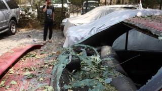 Ракети удрариха Кабул, до главната дипломатическа зона