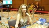 Четвърти успех за Антоанета Стефанова на европейското по шахмат