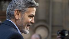 Новата миризлива страст на Джордж Клуни