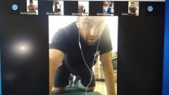 Арда продължава с онлайн тренировките (ВИДЕО)