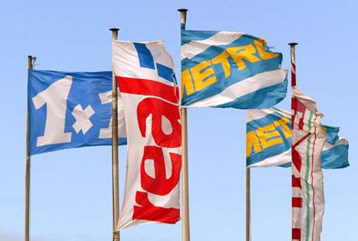 Източна Европа и Азия засега спасяват Metro