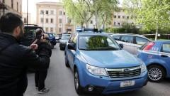 Повече от 100 мафиоти са задържани в Италия