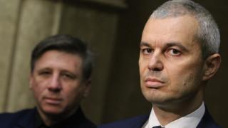 """От """"Възраждане"""" сезирали ЕК заради атаки към партията"""