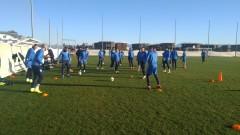 В Арда продължават подготовката за мача с втория отбор на Спартак (Москва)