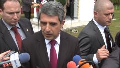 Плевнелиев доволен от усилията на партиите, предизвикани от ветото му