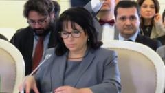 Въпросът е решен - не приемат оставката на Теменужка Петкова