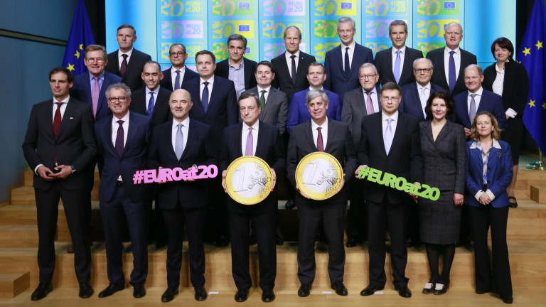 В ЕС постигнаха споразумение за реформиране на еврозоната