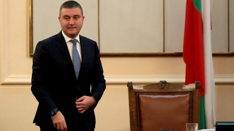 Асоциацията на европейските журналисти - България настоява министър Владислав Горанов