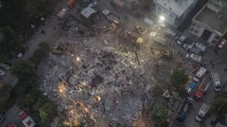 Вторично земетресение от 5.0 по Рихтер удари Западна Турция