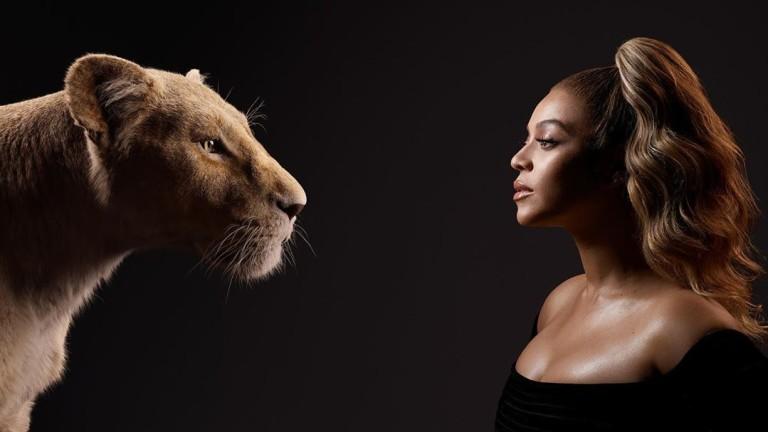 Бионсе в духа на една истинска лъвица