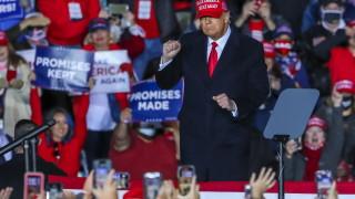 Тръмп предизборно: Байдън иска да превърне САЩ в комунистическа Куба