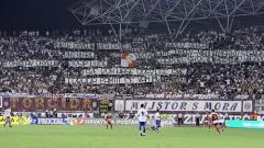 В Интер възхитени от феновете на Хайдук
