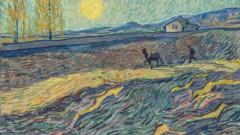 Картина на Ван Гог бе продадена на търг за $81,3 милиона