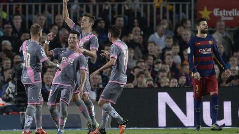 Райо Валекано се завърна във футболния елит на Испания. Отборът