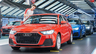 Стачка в Унгария спря работата на завода на Audi в Германия