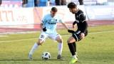 Дунав и Славия завършиха наравно 1:1 в мач от Първа лига