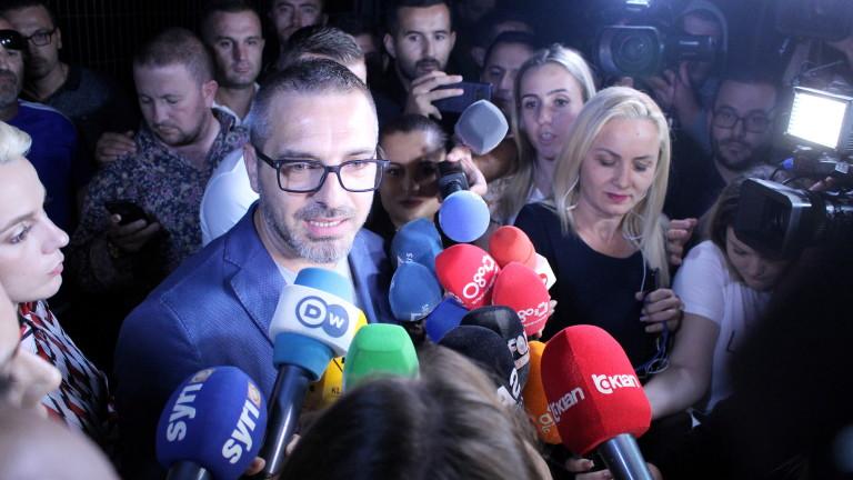 Албански съд призна за виновен бившия вътрешен министър Саимир Тахири
