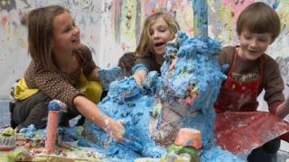 Детският музей във Виена празнува юбилей цяло лято