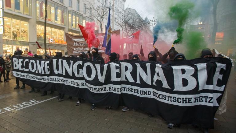 Десетки хиляди се събраха на протест във Виена срещу австрийското