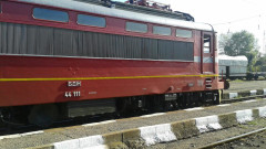 Късо съединение причини пожар във влака София-Варна