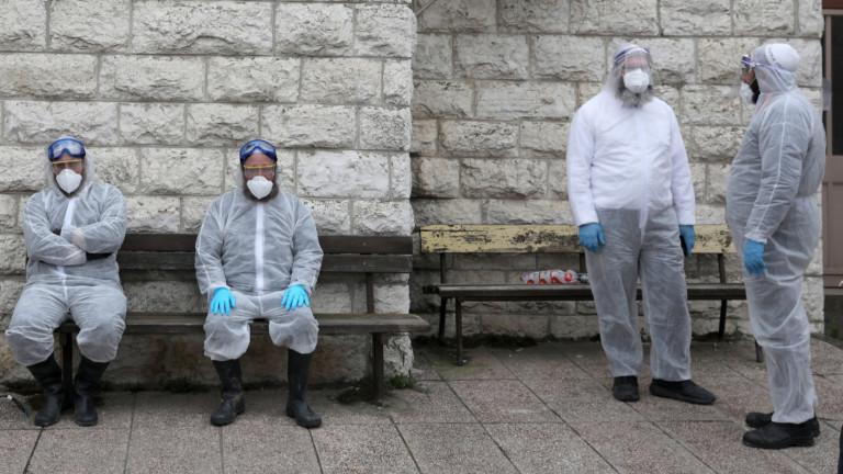 Новият коронавирус принуждава повече висши израелски служители да бъдат изолирани,