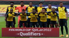 Кайседо титуляр при загуба на Еквадор от Перу
