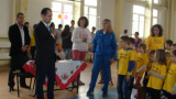 Калин Каменов откри Европейското първенство по канадска борба