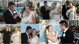 Надя и Коцето отпразнуваха годишнина от сватбата
