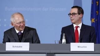 Световните сили се отказаха от обещанието си за твърдо противопоставяне на протекционизма