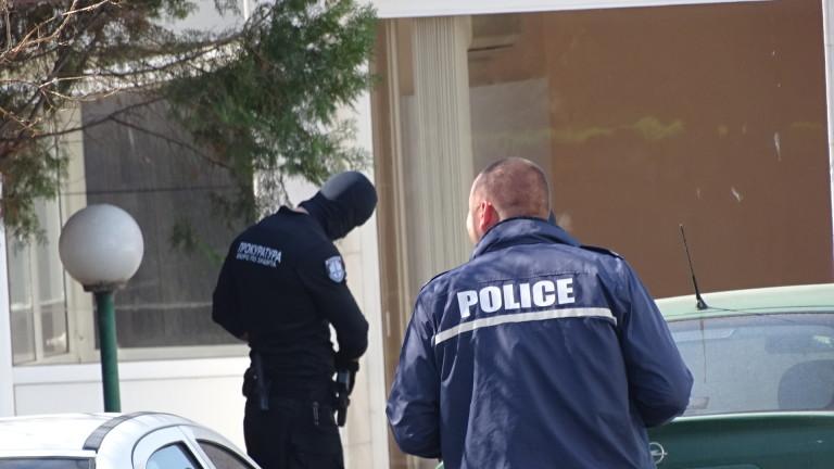 Мобилна лаборатория за метамфетамин откри бургаската полиция